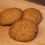 BCCCS Oatmeal Bran Cookies
