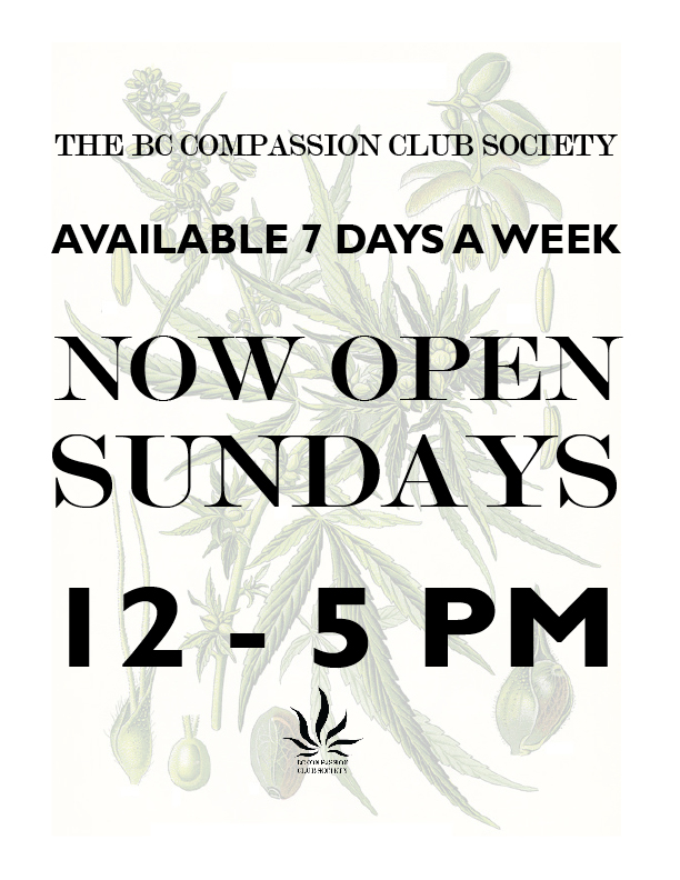 The BC Compassion Club Society